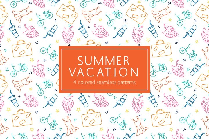Summer Vacation Free Pattern