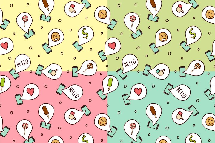 Communication in Messengers Vector Free Pattern