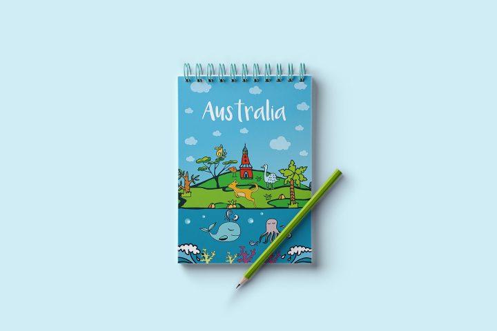 Australia Free Vector Illustration