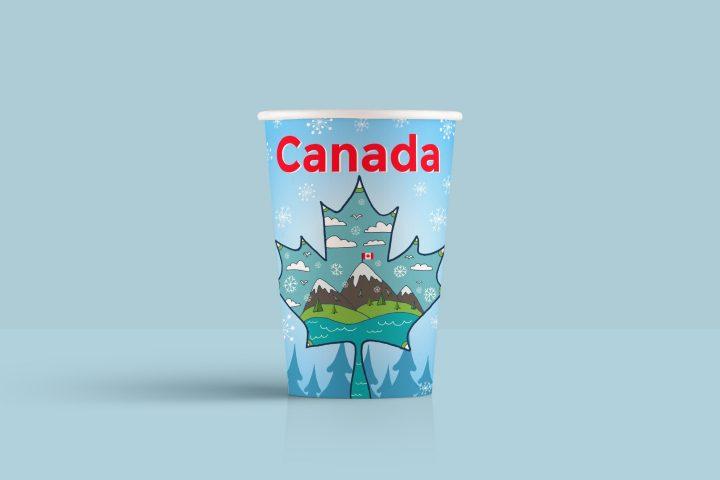 Canada Free Vector Illustration