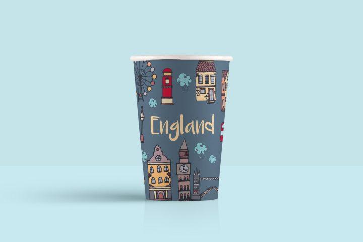 England Free Vector Illustration