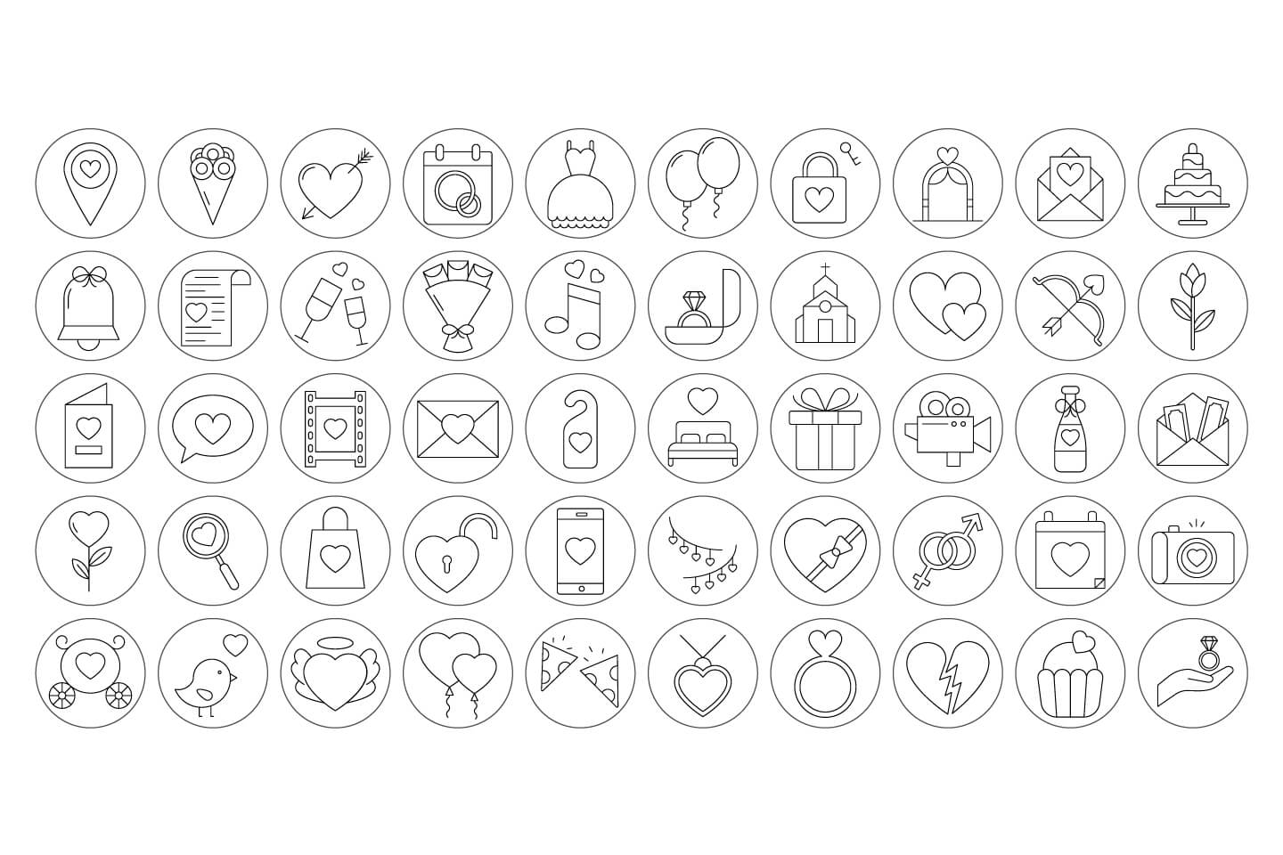 100 Holiday Instagram Story Highlight Icons