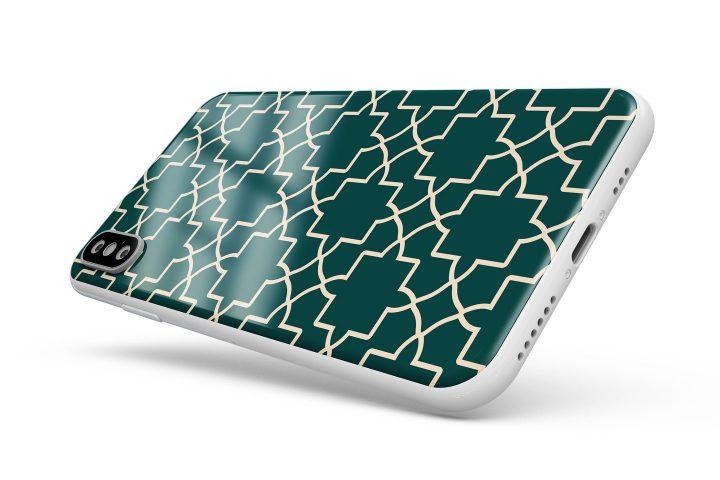 Geometric Arabic Seamless Pattern