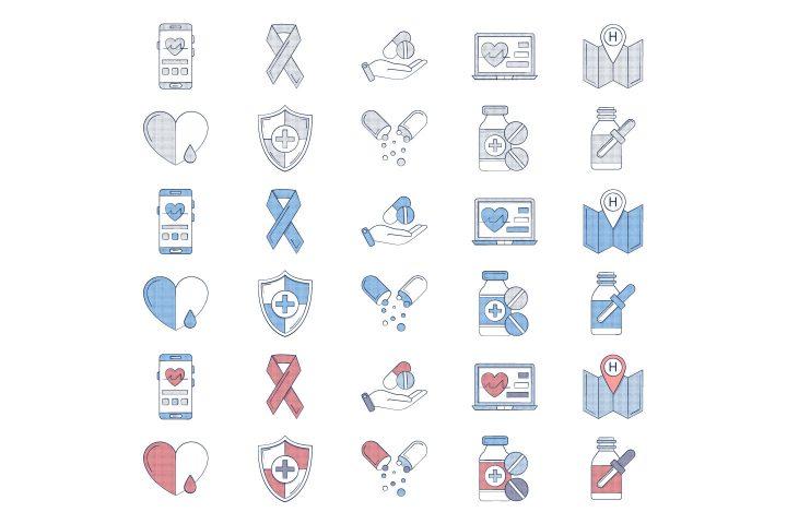 10 Free Medicine Icon