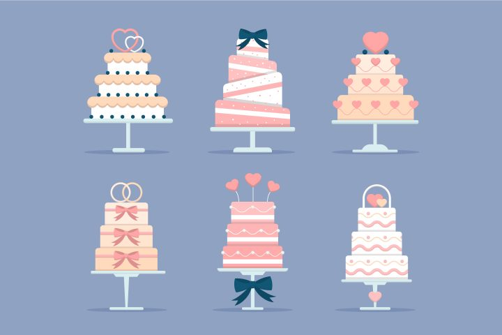 6 Holiday Cakes for Weddings and Other Celebrations