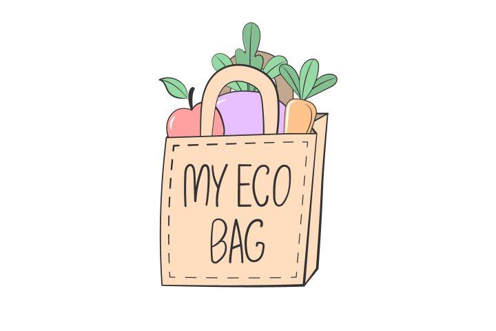 Illustration My Eco Bag