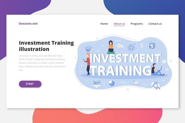 Investment Training Illustration