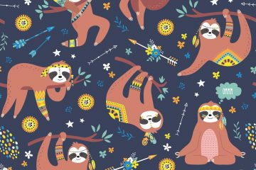 Childish Sloths