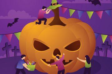 Halloween Activity Preparation